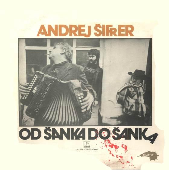 ANDREJ SIFRER Od Sanka do Sanka 1