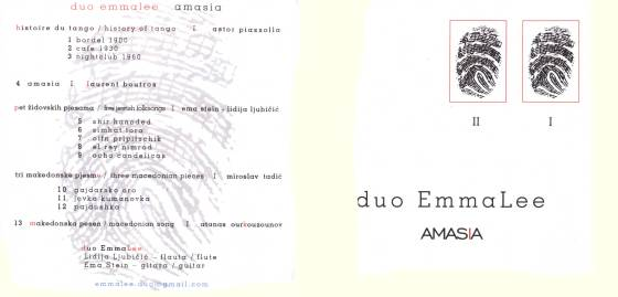 Duo EMMALEE a