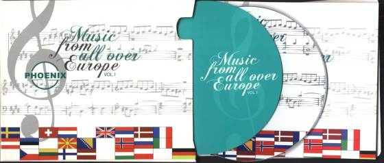 MUSIC FROM ALL OVER EUROPE a