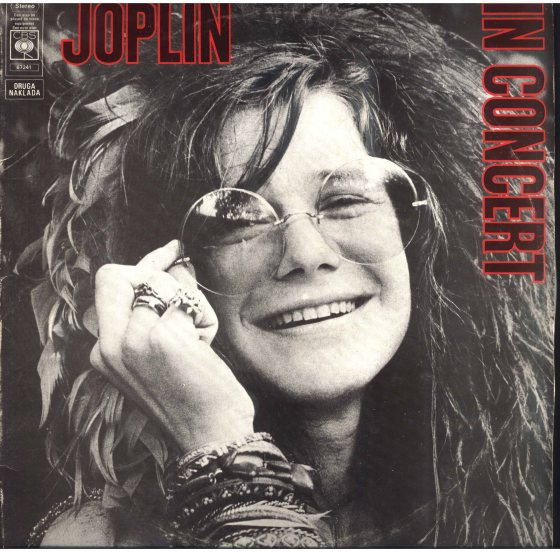JANIS JOPLIN In Concert YUedition a