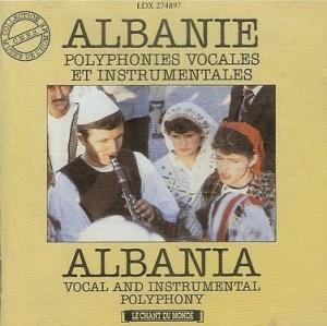 albania polyphonies